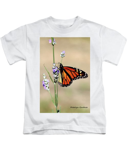 Monarch Kids T-Shirt