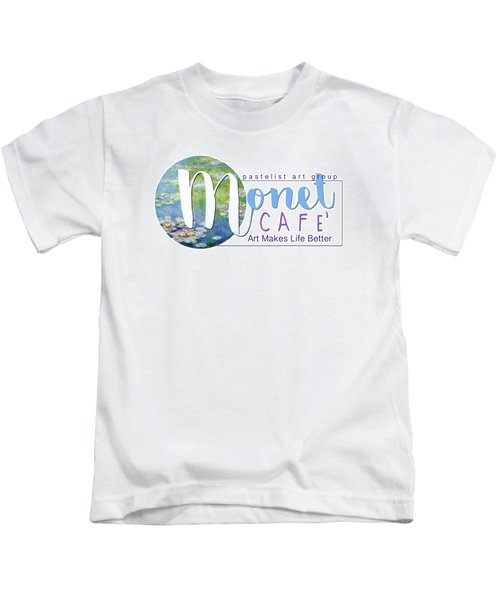 Monet Cafe' Products Kids T-Shirt