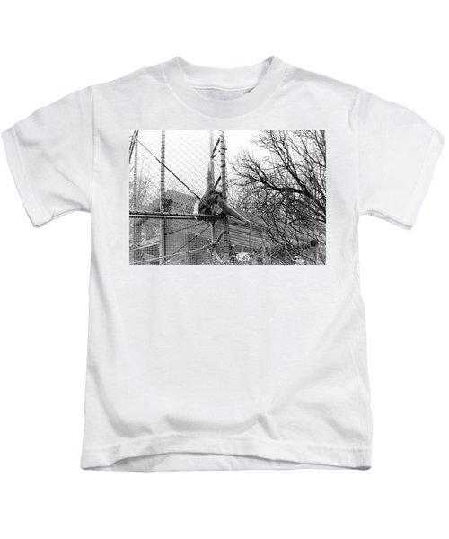 Monkey Grab  Kids T-Shirt