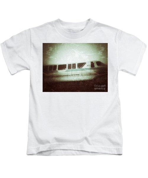 Monorail Kids T-Shirt