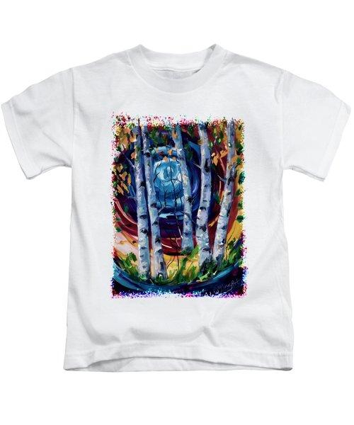 Moonlight Sonata Kids T-Shirt