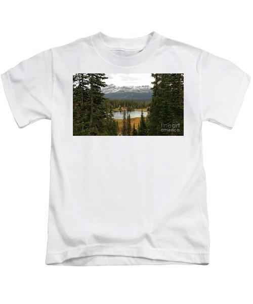Moosehorn Lake Kids T-Shirt
