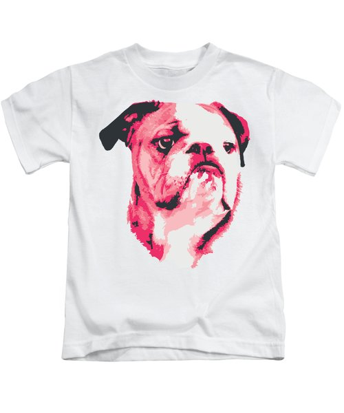 Moosie In Color Kids T-Shirt