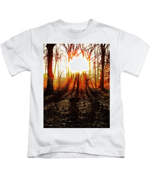 Morning Glow Kids T-Shirt