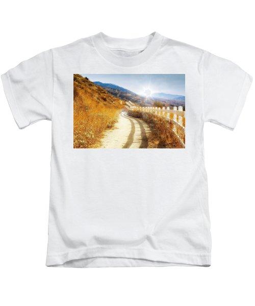 Morning Hike Kids T-Shirt