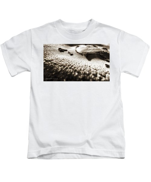 Morning Mushroom Top Kids T-Shirt