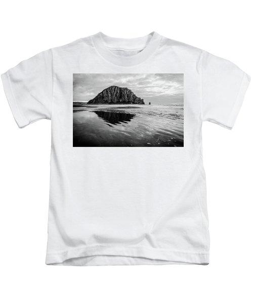 Morro Rock II Kids T-Shirt