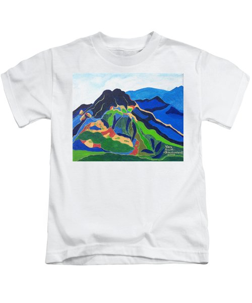 Mount Canigou Kids T-Shirt
