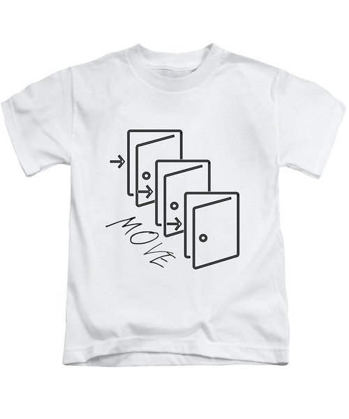 Move Kids T-Shirt