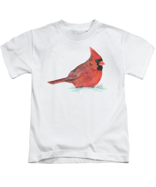Mr Cardinal Kids T-Shirt