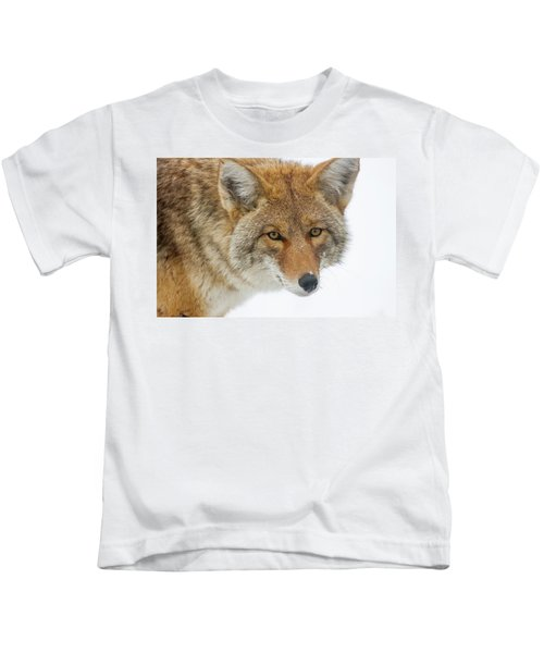 Mr. Coyote Kids T-Shirt