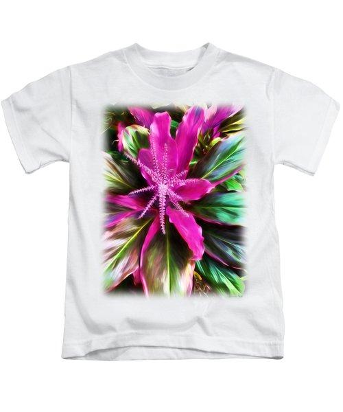 Miss Magenta Kids T-Shirt