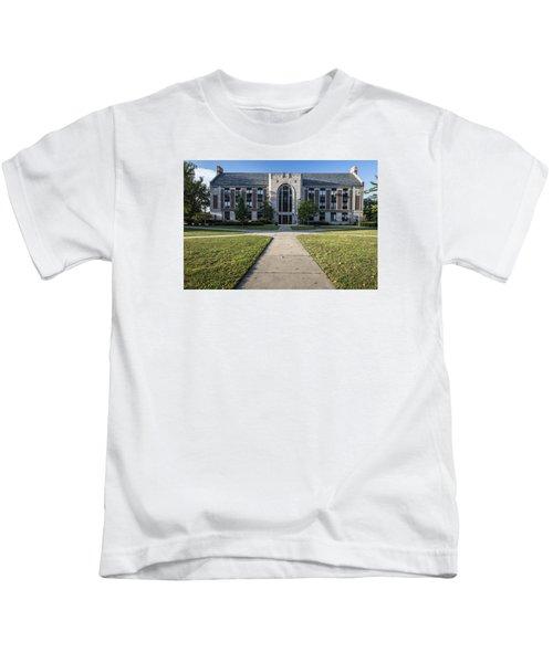 Msu Campus Summer Kids T-Shirt
