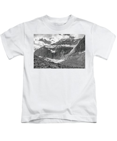 Mt. Edith Cavell Kids T-Shirt