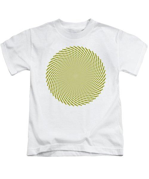 Mullein Vortex Kids T-Shirt