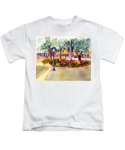 Munn Park, Lakeland, Fl Kids T-Shirt