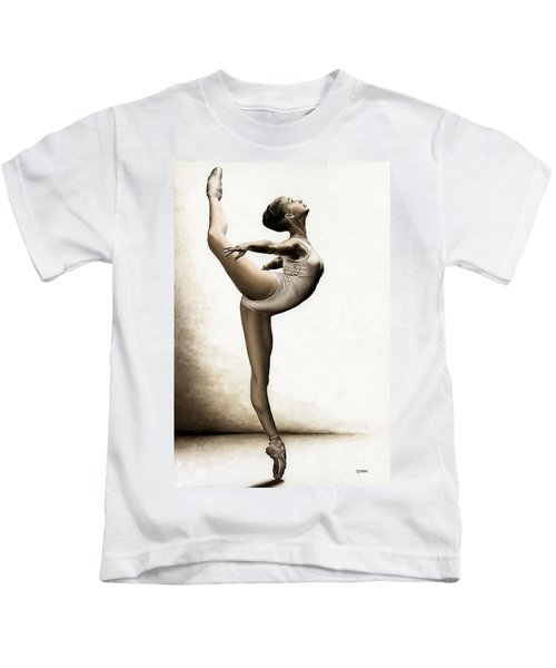 Musing Dancer Kids T-Shirt