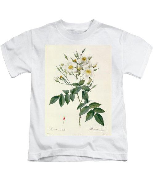 Musk Rose Kids T-Shirt