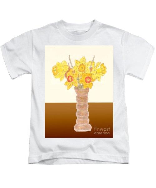 My Daffodils Kids T-Shirt