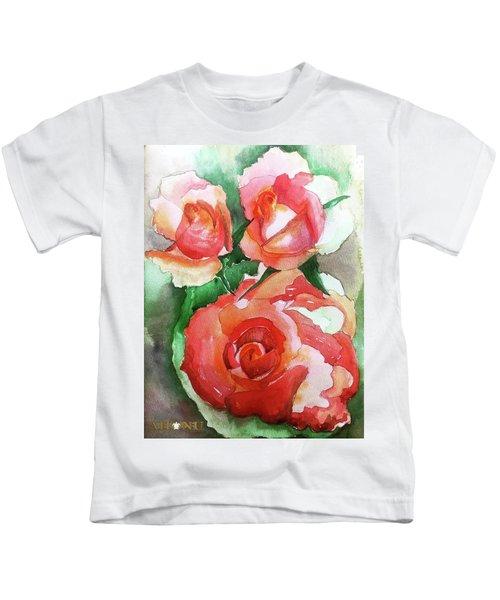 My Wild Irish Rose Kids T-Shirt
