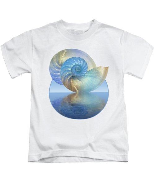 Mystical Reflections Kids T-Shirt