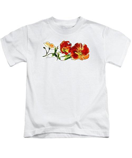 Natural Beauty  Kids T-Shirt