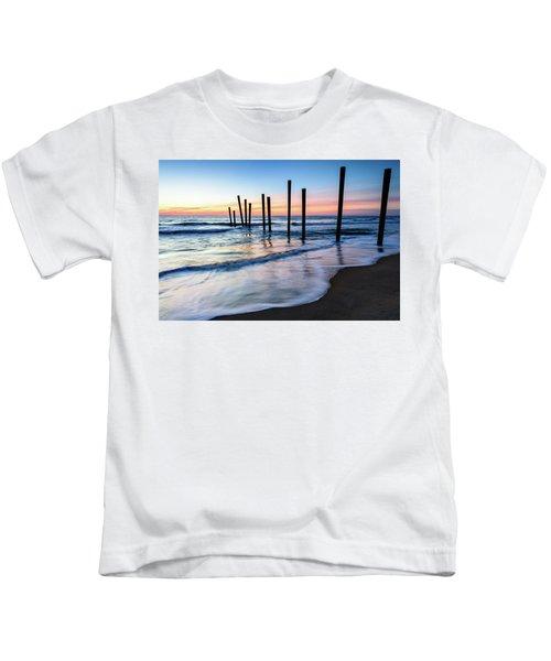 Nautical Morning Kids T-Shirt