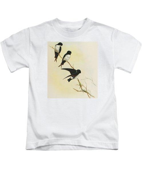 Nepal House Martin Kids T-Shirt