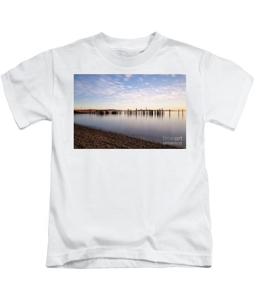 New Day In The Bay Kids T-Shirt