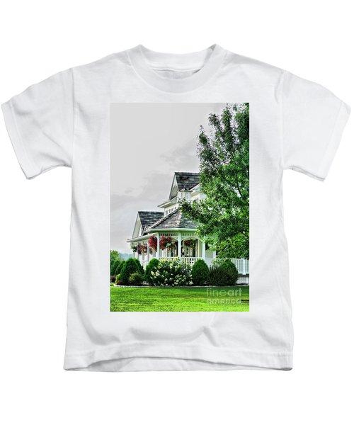 New England Beauty Kids T-Shirt