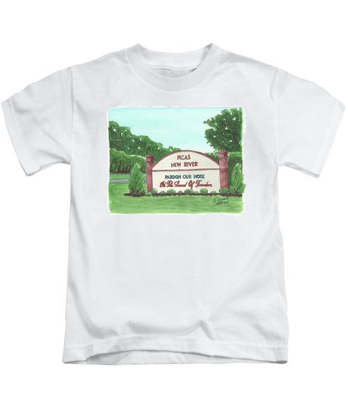 New River Welcome Kids T-Shirt