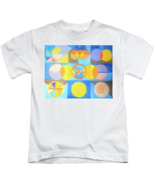 Geometrica 1 Kids T-Shirt