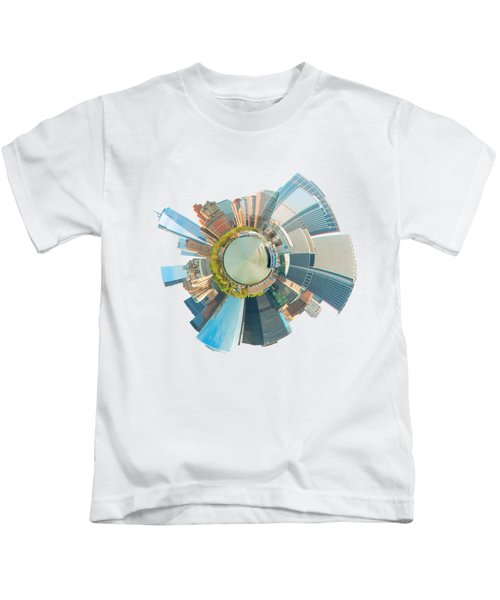 New York Circle Kids T-Shirt