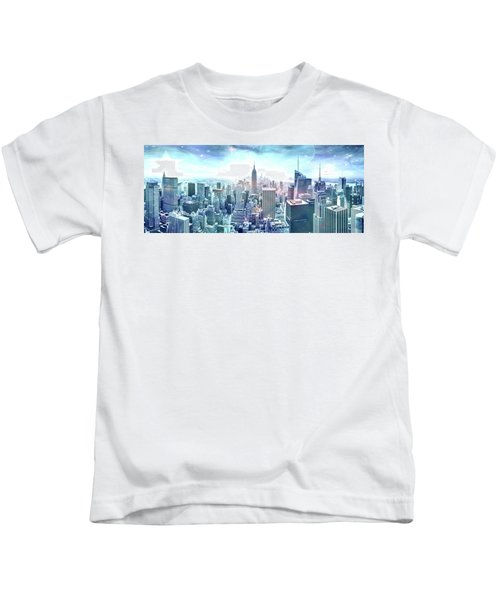 New York Fairytales Kids T-Shirt