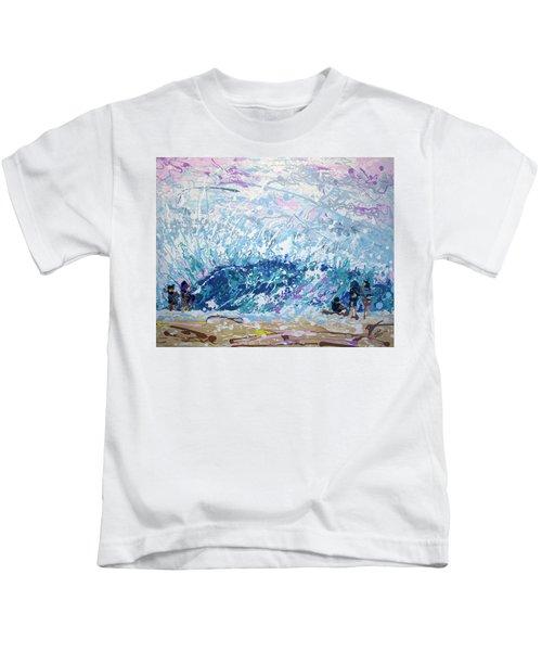 Newport Wedge Kids T-Shirt