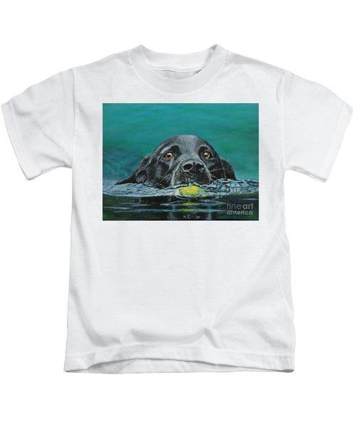 Next Time You Fetch It  Kids T-Shirt