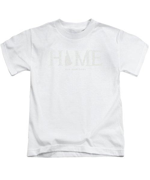 Nh Home Kids T-Shirt by Nancy Ingersoll