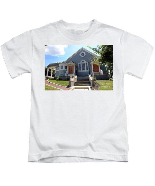 North Shore Assembly Of God Church Kids T-Shirt