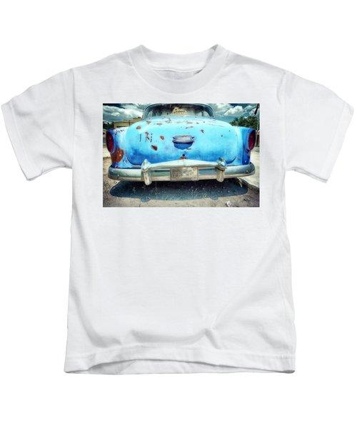 Not Going Away Kids T-Shirt