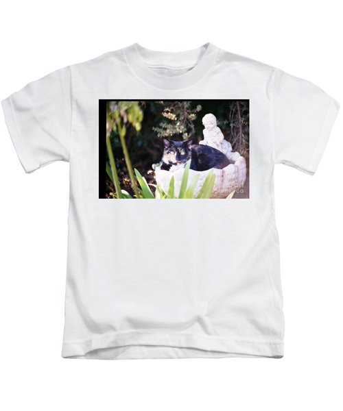 Not Just For The Birds Kids T-Shirt