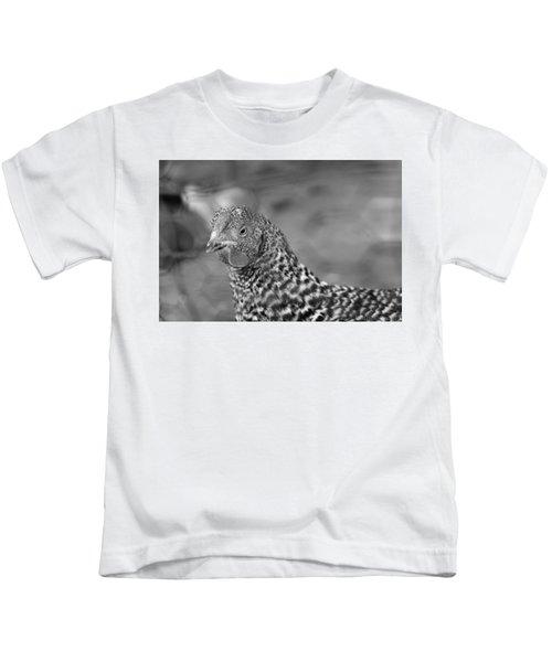 Not Your Chicken Dinner Kids T-Shirt