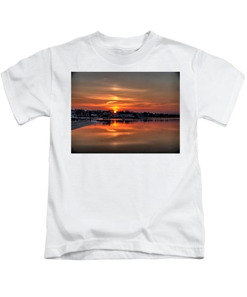 Nuclear Morning Kids T-Shirt
