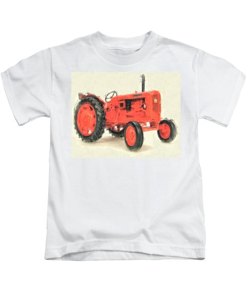 Nuffield Tractor Kids T-Shirt