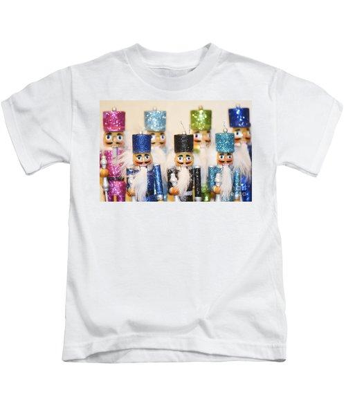 Nutcracker March Kids T-Shirt
