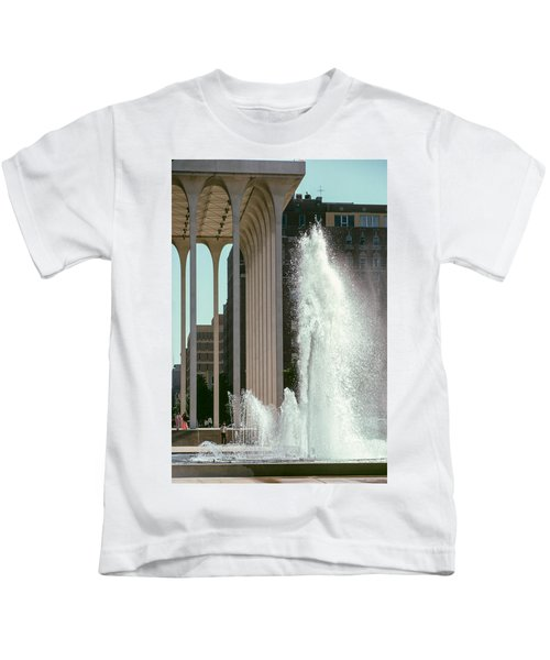 Nwnl Fountains - July 1973 Kids T-Shirt
