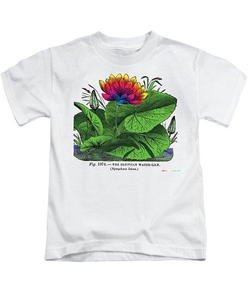Nymphaea Kids T-Shirt