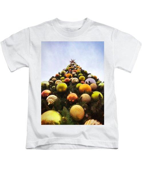 O Christmas Tree Kids T-Shirt