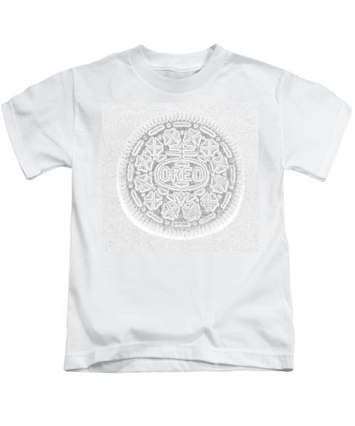 O R E O In White Kids T-Shirt