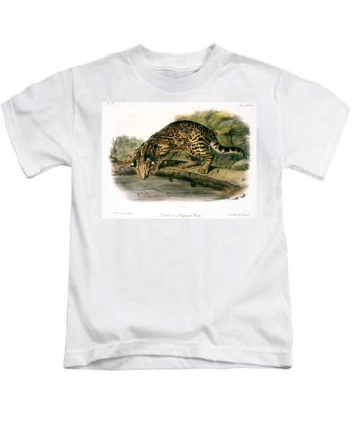 Ocelot (felis Pardalis) Kids T-Shirt