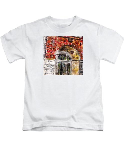 Odd Fellows, Cape Cod Kids T-Shirt